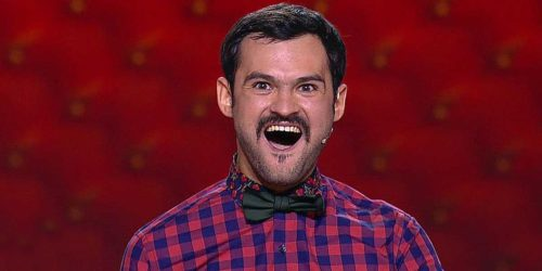 Andrey Skorokhod Belarusian comedian. Comedy Club on TNT