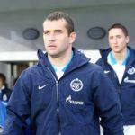 Russian footballer Alexandr Kerzhakov