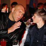 Russian footballer Andrey Arshavin
