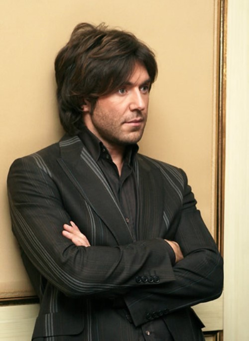Russian TV journalist Andrey Malakhov