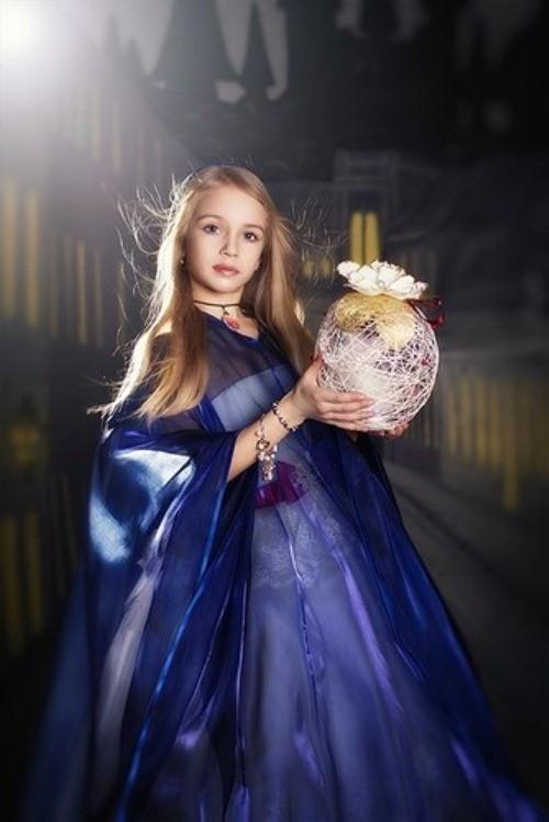 Mini Miss Russia Diana Bondarenko
