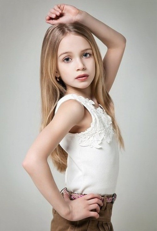 Mini Miss Diana Bondarenko
