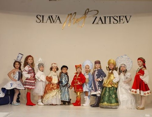Mini Miss Russia 2013