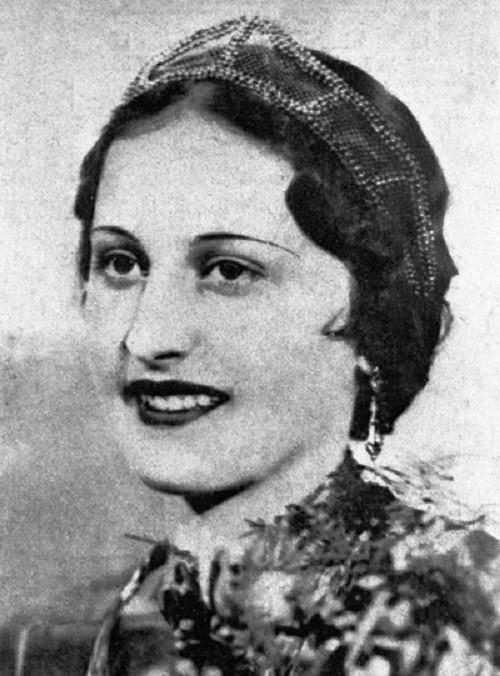 Ekaterina Antonova Miss Russia 1934