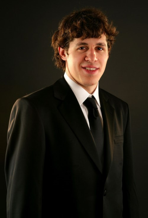Russian ice hockey player Evgeni Malkin