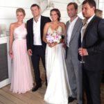 Just married. Evgenia Kanaeva and Igor Musatov