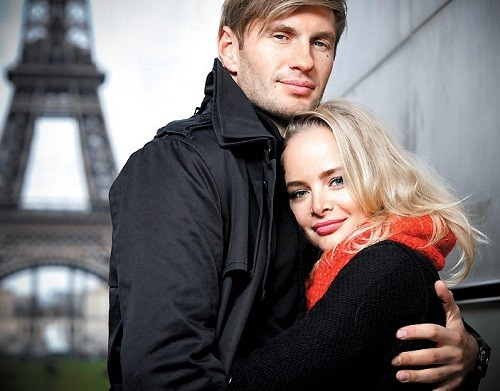 Bachelor Evgeniy Levchenko and Olesya Ermakova