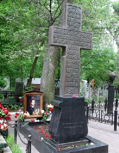 Grave of Igor Talkov
