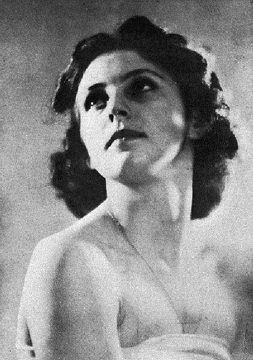 Irina Borodulina Miss Russia 1939