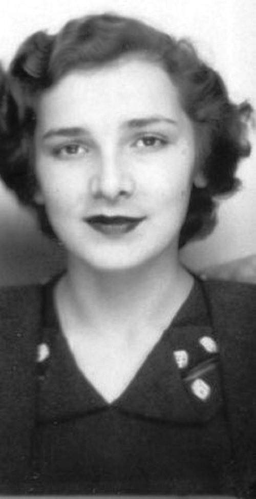 Irina Ilina Miss Russia 1937