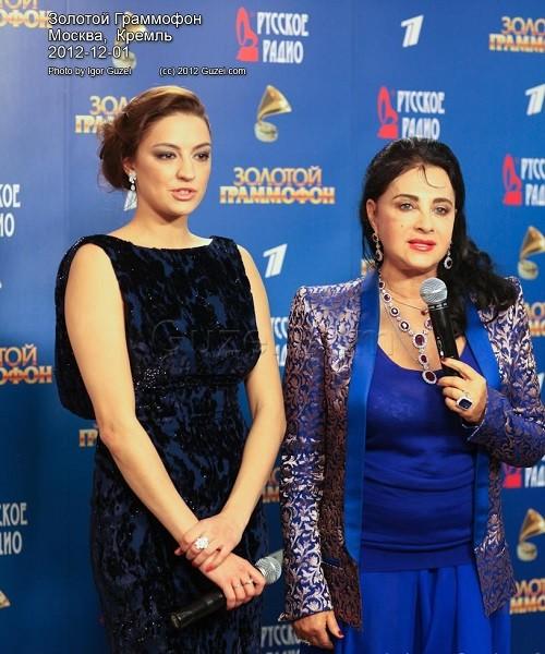 Irina Viner and Kanaeva