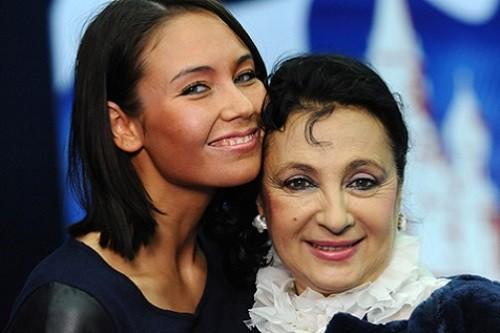 gymnast Laysan Utyasheva