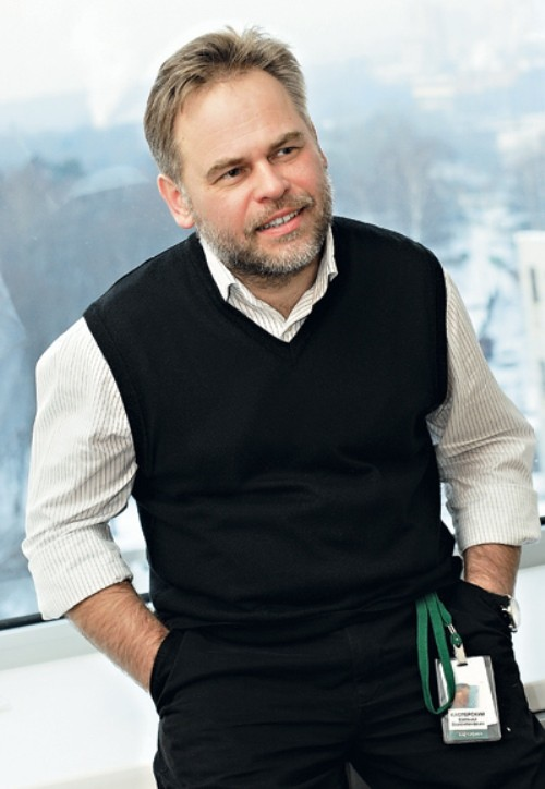Evgeny Kaspersky