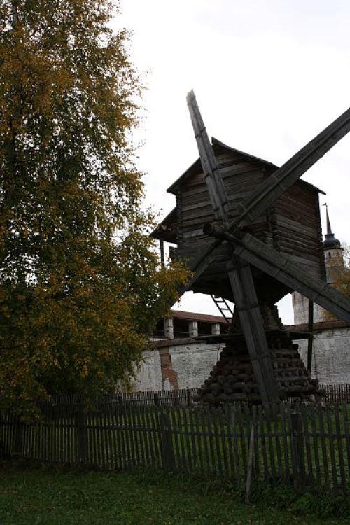 Kirillo-Belozersky Monastery (Windmill), XIX century
