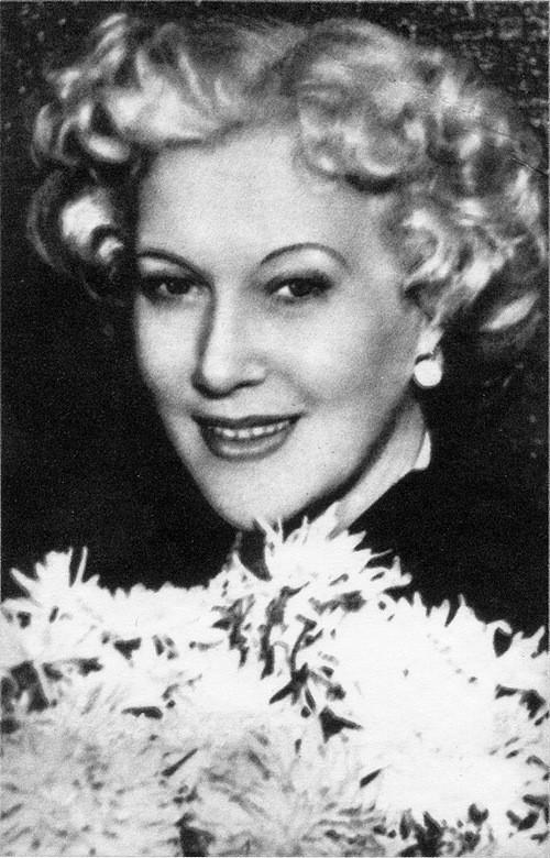 Lyubov Orlova Soviet icon of style