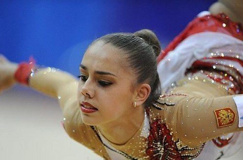 Russian gymnast Margarita Mamun