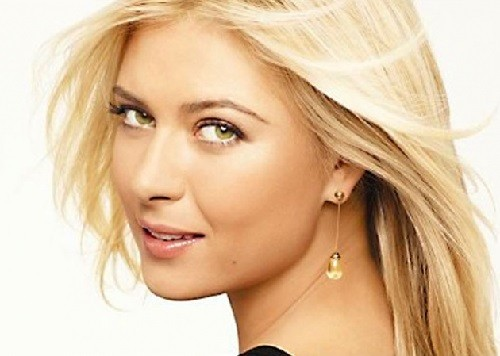 Siberian beauty Maria Sharapova