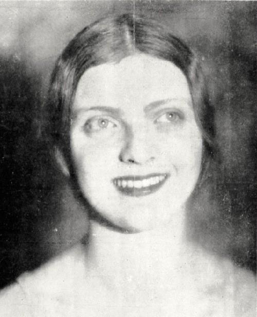Marina Chaliapina Miss Russia 1931