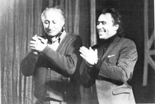 Nikolai Slichenko (right)