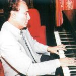 Director of world only gypsy theater Nikolai Slichenko