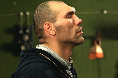 Tallest and heaviest Russian boxer Nikolai Valuev