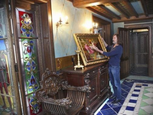 Russian painter IvanShishkin