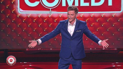 Pavel Volya. Comedy Club on TNT