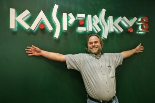 Proud Kaspersky