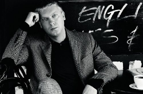 Russian star humorist Sergey Svetlakov