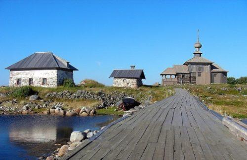 Big Zayatsky island