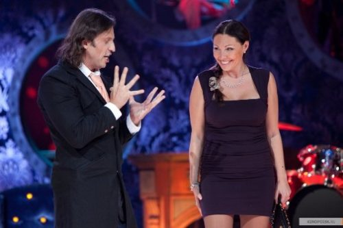 Comedy club. Aleksandr Revva and Natalia Bochkareva