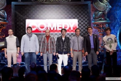 Comedy Club on TNT