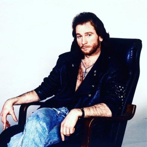 Russian singer Igor Talkov