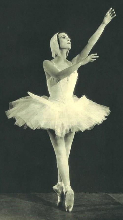 Russian Ballet Tamara Tumanova