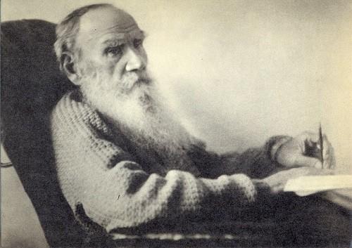 Russian Genius Leo Tolstoy. 28 August 1908, Yasnaya Polyana. 80th anniversary