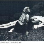Akseli Gallen-Kallela. Lamentation. 1897
