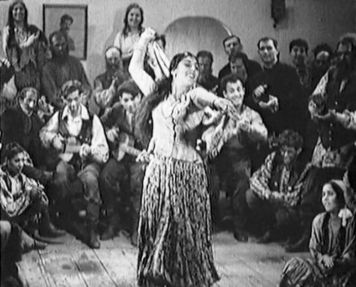 Fragment from the film 'The Last camp', 1935