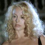 Russian actress Agne Ditkovskite