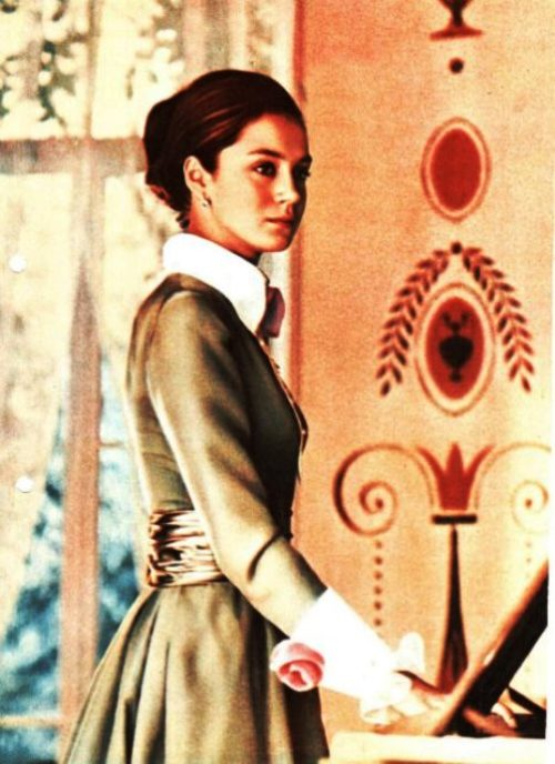 Irina Kupchenko in Gentry (1969)