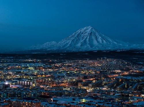 Kamchatka Volcanoes