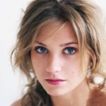 Russian model Evelina Voznesenskaya