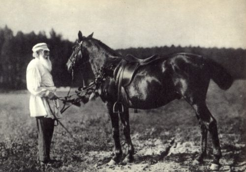 Russian Genius Leo Tolstoy, 1908