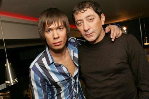 Leps and Stas Piekha