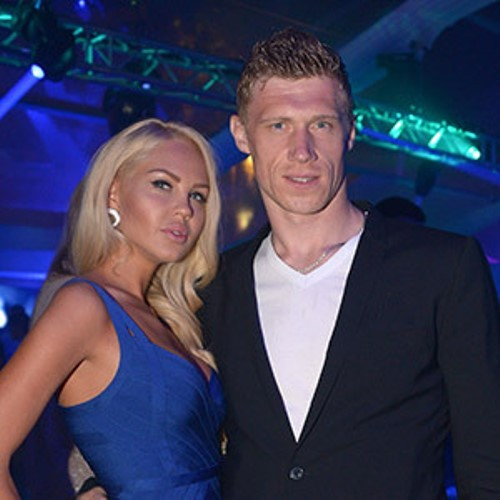 Meet The Russians - Pavel and Maria Pogrebnyak
