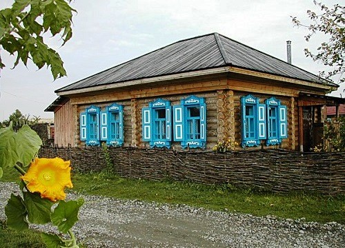 Memorial Museum of Shukshin in Srostki
