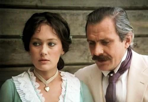 Nikita Mikhalkov in 'Cruel Romance' by Eldar Ryazanov, 1984
