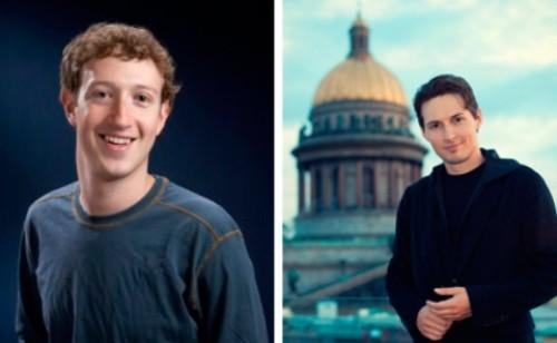VKontakte Pavel Durov
