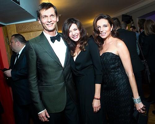 Philipp Yankovsky, Oksana Fandera, Alica Khazanova