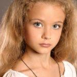 Winner of beauty contest Miss Russia 2017 Polina Popova