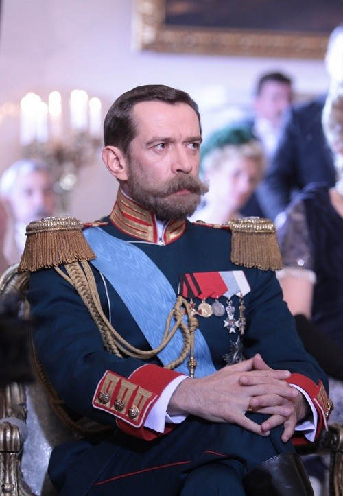 Rasputin (2013) Vladimir Mashkov as Nicholas II